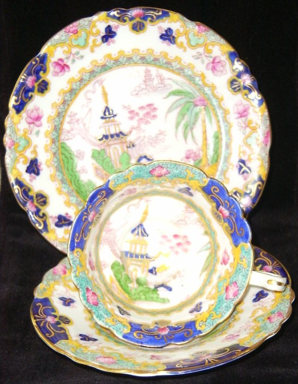 Royal Doulton Cup Saucer and Plate